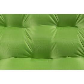Big Agnes Insulated Q Core SLX Colchoneta para Dormir Ancho Largo 64x198cm, verde